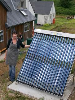 Lageorna's Solar Panel