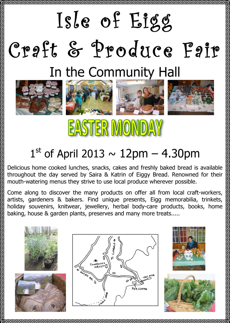 Microsoft Word - Easter Craft Fair poster2013.doc